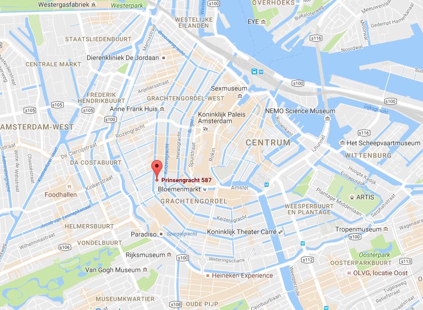 Amsterdam Small Boat Tour