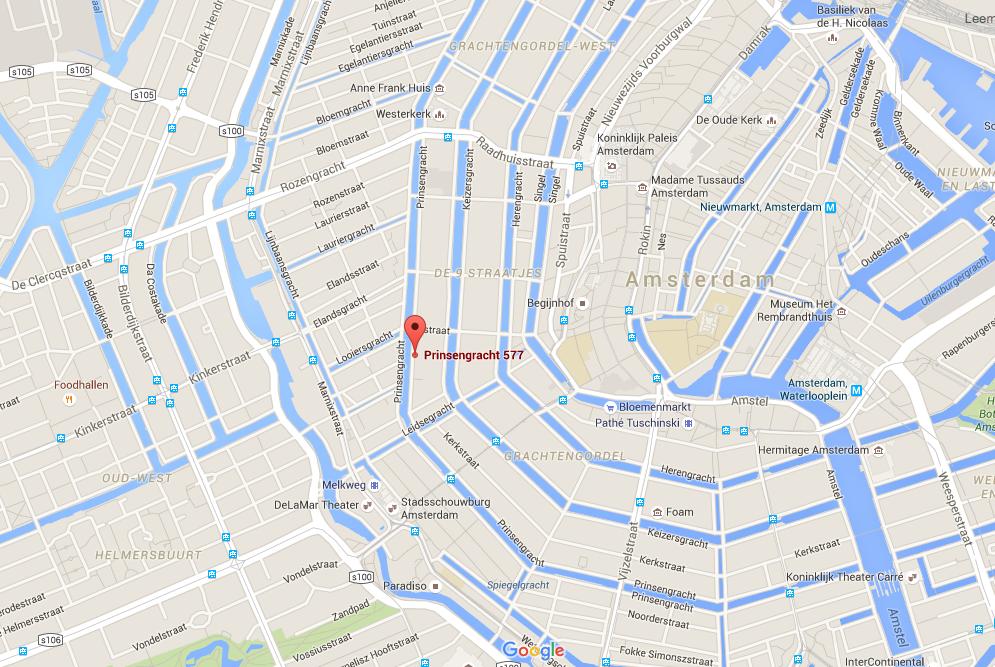 Leemstar Canal Tour depature location
