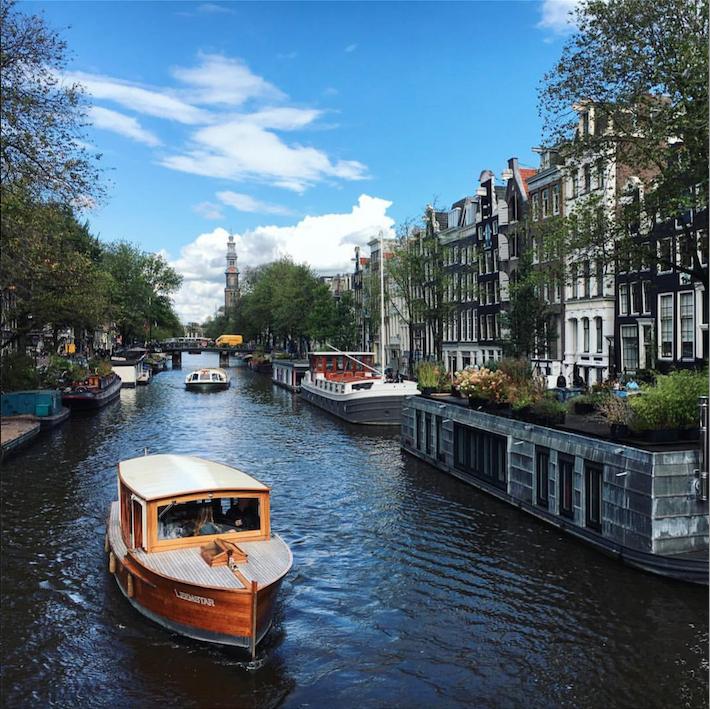 Salonboot Amsterdam