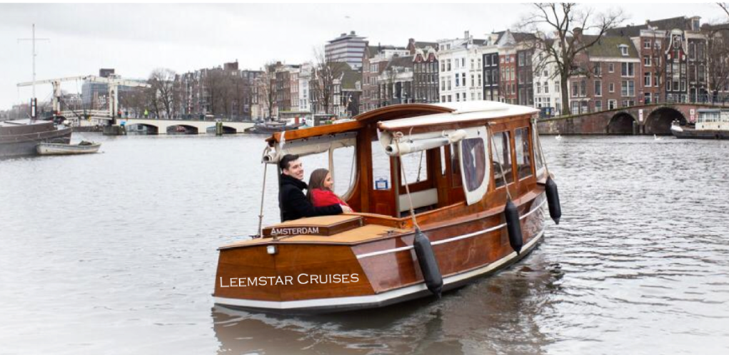 Leemstar Amsterdam Booking page for Shared and Private canal ...